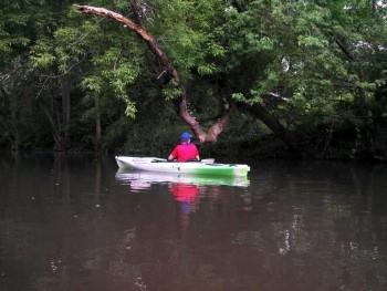 Fishing Turtle Creek Beloit Wisconsin (2) (Custom)