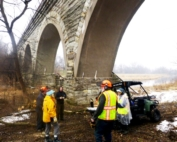 Five Arch Bridge Work Group 3-17-2017