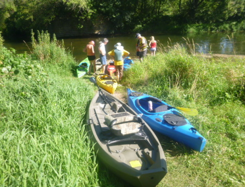 Friends of Turtle Creek Meeting – Held July 30